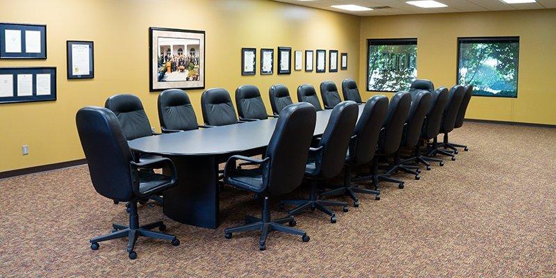 IACAA Meeting Space Board Room