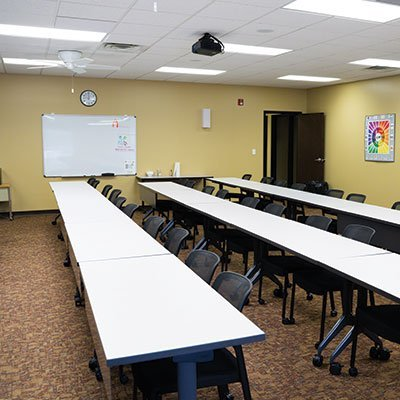 IACAA Meeting Space Training Room